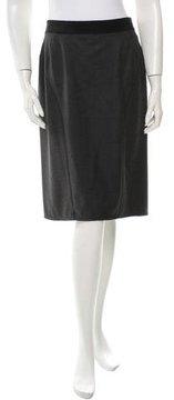 Aquilano Rimondi Aquilano.Rimondi Wool Midi Skirt