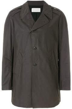 Mauro Grifoni single breasted coat
