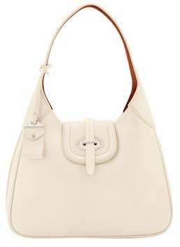 Dooney & Bourke Florentine Toscana Large Hobo Shoulder Bag. - BONE - STYLE