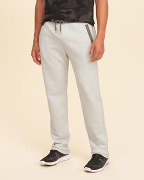 Hollister Straight-Leg Sweatpants