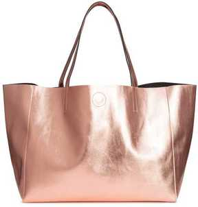 H&M Shimmering Metallic Shopper