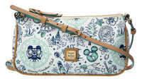 Disney Vacation Club Crossbody Pouchette by Dooney & Bourke