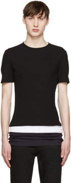 Maison Margiela Tricolor Long T-Shirt