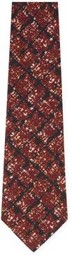 Bottega Veneta Men's Cotton Printed Tie