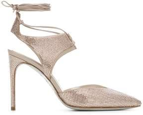 Rene Caovilla pointed sandals