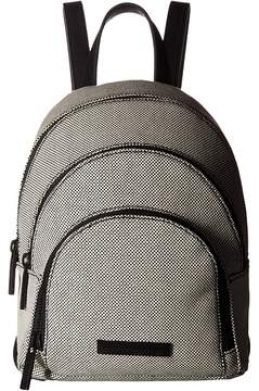 KENDALL + KYLIE Sloane Mini Canvas Backpack Bags