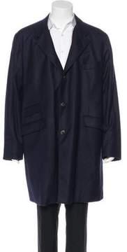 Loro Piana Cashmere Overcoat