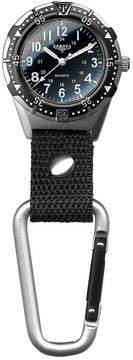 Dakota Men's Lighweight Aluminum Backpacker Clip Watch 28446
