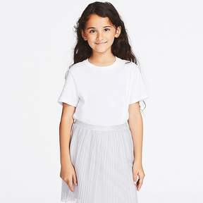 Uniqlo Kid's Packaged Color Crew Neck Short-sleeve T-Shirt