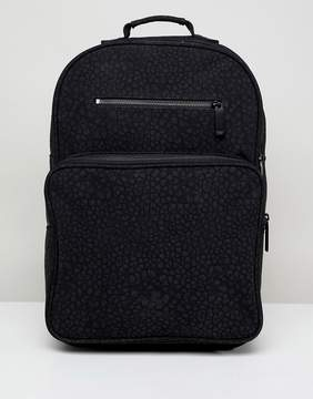 adidas Textured Backpack In Black CE5628