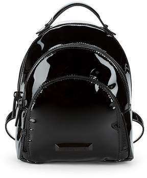 KENDALL + KYLIE Women's Sloane Mini Patent Backpack