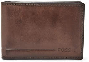 Fossil Allen RFID Pinch Clip Bifold