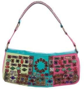 Etro Embellished Shoulder Bag