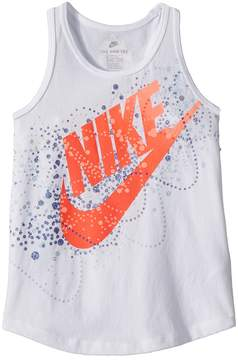 Nike Futura Bubbles A-Line Tank Girl's Sleeveless