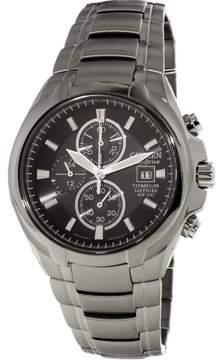 Citizen Men's CA0260-52E Matte Silver Stainless-Steel Japanese Quartz Dress Watch