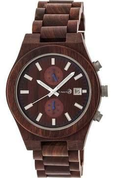Earth Wood Castillo Bracelet Watch