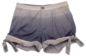 Marc by Marc Jacobs Slate & Violet Ombre Shorts