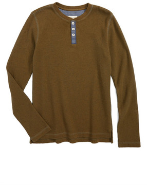 Tucker + Tate Thermal Henley (Big Boys)
