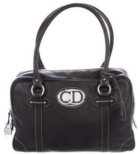 Christian Dior Leather Shoulder Bag