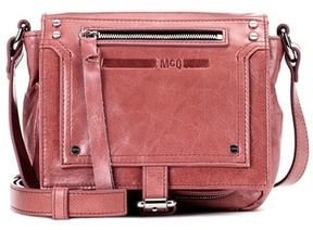 McQ Alexander McQueen Loveless leather shoulder bag