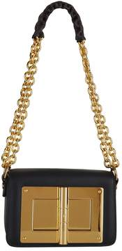 Tom Ford Small Leather Natalia Shoulder Bag