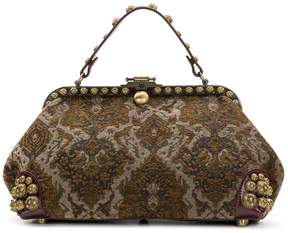Patricia Nash Discovery Collection Tapestry Maura Satchel