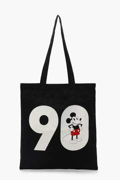 boohoo Disney Mickey 90 Tote Bag