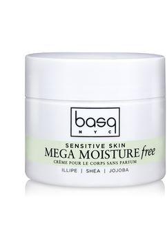 A Pea in the Pod Basq Mega Moisture Illipe Scent Free Cream