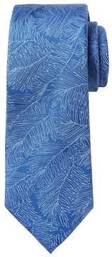 Banana Republic Palm Leaf Silk Nanotex® Tie