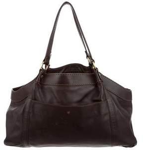 Hogan Leather Shoulder Bag
