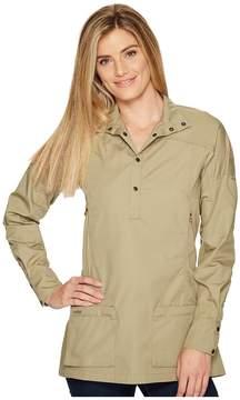 Fjallraven Abisko Shade Tunic Women's Short Sleeve Button Up