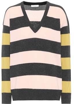 Equipment Lucinda striped cashmere sweater