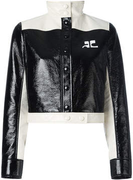 Courreges cropped jacket