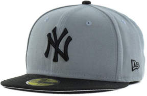 New Era New York Yankees Fc Gray Black 59FIFTY Cap