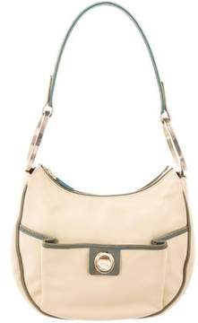Tod's Bicolor Leather Bag