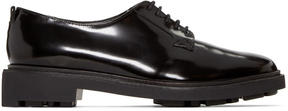Robert Clergerie Black Jonk Derbys