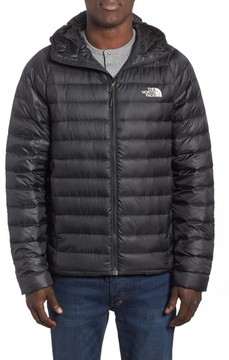 The North Face Men's Trevail Water Repellent Packable 800-Fill-Power Down Hooded Jacket