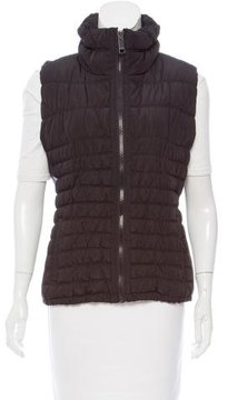 Andrew Marc Quilted Puffer Vest