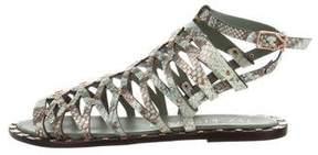 Ivy Kirzhner Santorini Gladiator Sandals