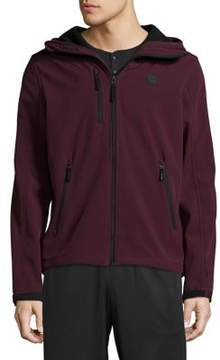Bench Soft Shell Hooded Jacket