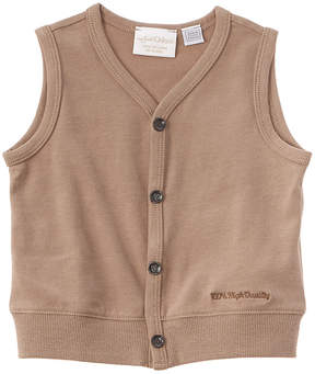 Chicco Boys' Brown Vest
