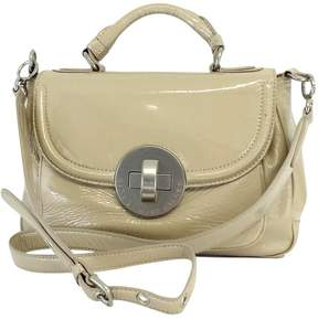 Marc by Marc Jacobs Tan Patent Leather Crossbody Bag
