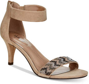Style&Co. Style & Co Phillys Two-Piece Evening Sandals, Created for Macy's Women's Shoes