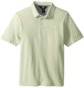 Volcom Wowzer Polo Boy's Short Sleeve Pullover