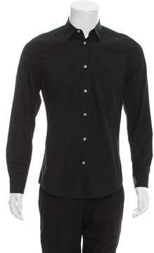 Viktor & Rolf Love Sleeve Button-Up Top