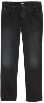 Hudson Dixon Straight Fit Jeans
