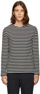 A.P.C. Navy Travis T-Shirt