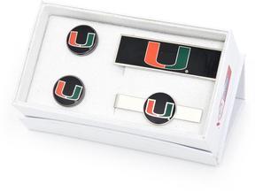 Ice University of Miami Hurricanes 3-Piece Gift Set