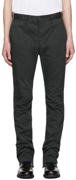 Nonnative Grey Dropped Fit Explorer Jeans