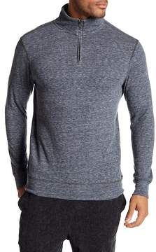 Faherty BRAND Mock Neck Pullover